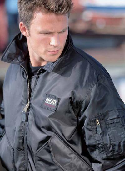Bronx police jakke